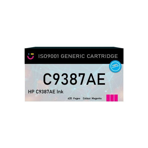 Compatible HP 88 (HP-C9387AE) Magenta ink cartridge - tonerandink.co.za
