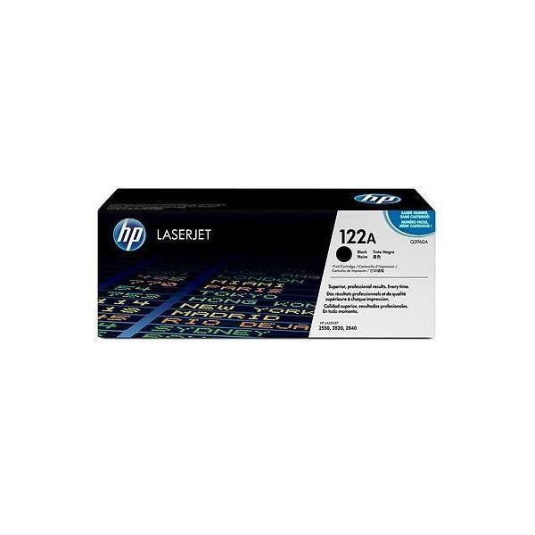 HP 122A (HP-Q3960A) Black toner cartridge - HP-Q3960A - tonerandink.co.za