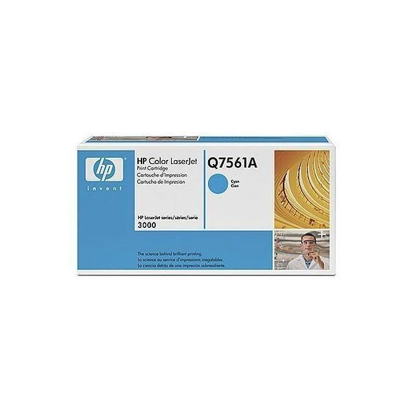 HP 314A (HP-Q7561A) Cyan toner cartridge - HP-Q7561A - tonerandink.co.za