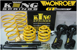 KING SPRING & MONROE GT SHOCKER VT-VZ