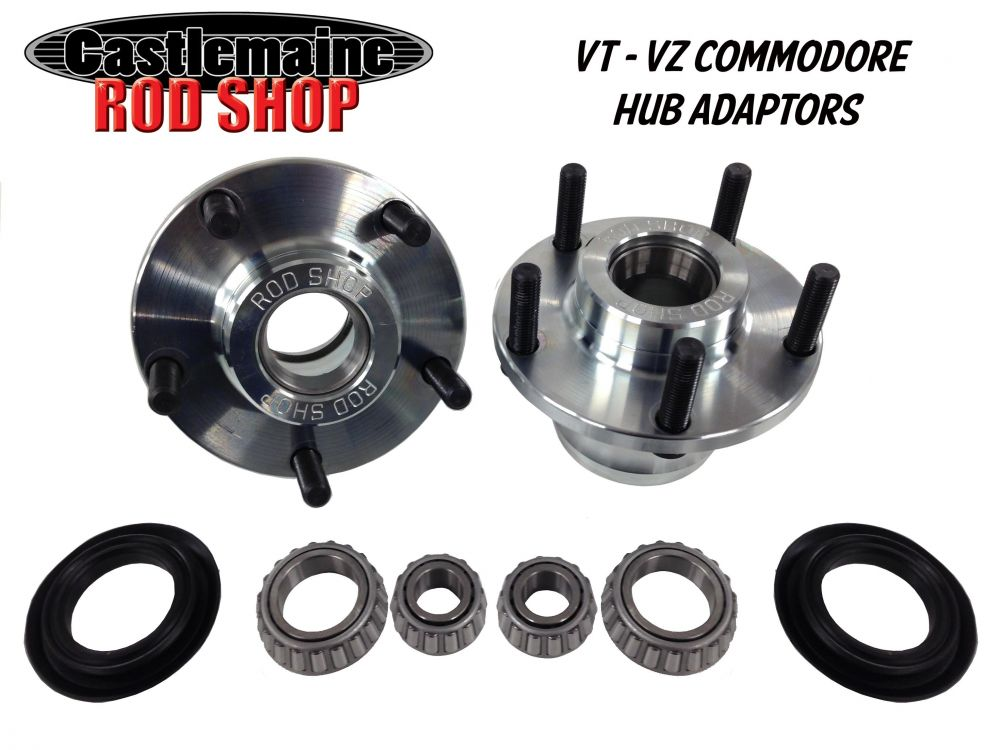 VT - VZ COMMODORE HUB ADAPTORS FOR EARLY HOLDENS