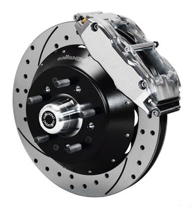 VT-VX-VY-VZ COMMODORE WILWOOD 355mm 6 PISTON DISC BRAKE CONVERSION KIT