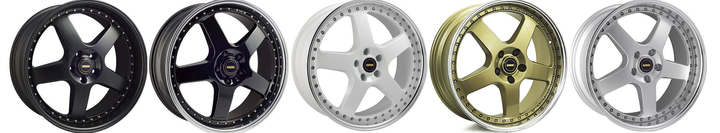 22X8.5 & 22X9.5 SIMMONS FR-1 WHEEL PACKAGE