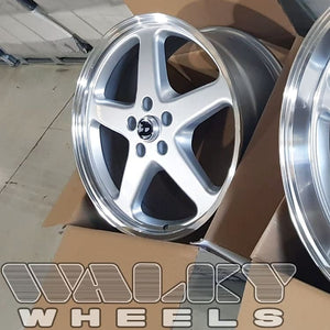 20X8.5 WALKY WHEEL PACKAGE