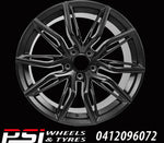 "Load image into Gallery viewer, 20"" INCH HSV VF II GTS STYLE WHEELS 20X8.5 & 20X9.5"