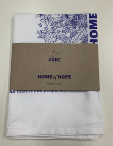 Home of Hope Tea Towel