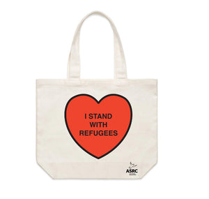 ASRC x Beci Orpin Heart Tote **Pre-order for June 2021 delivery**