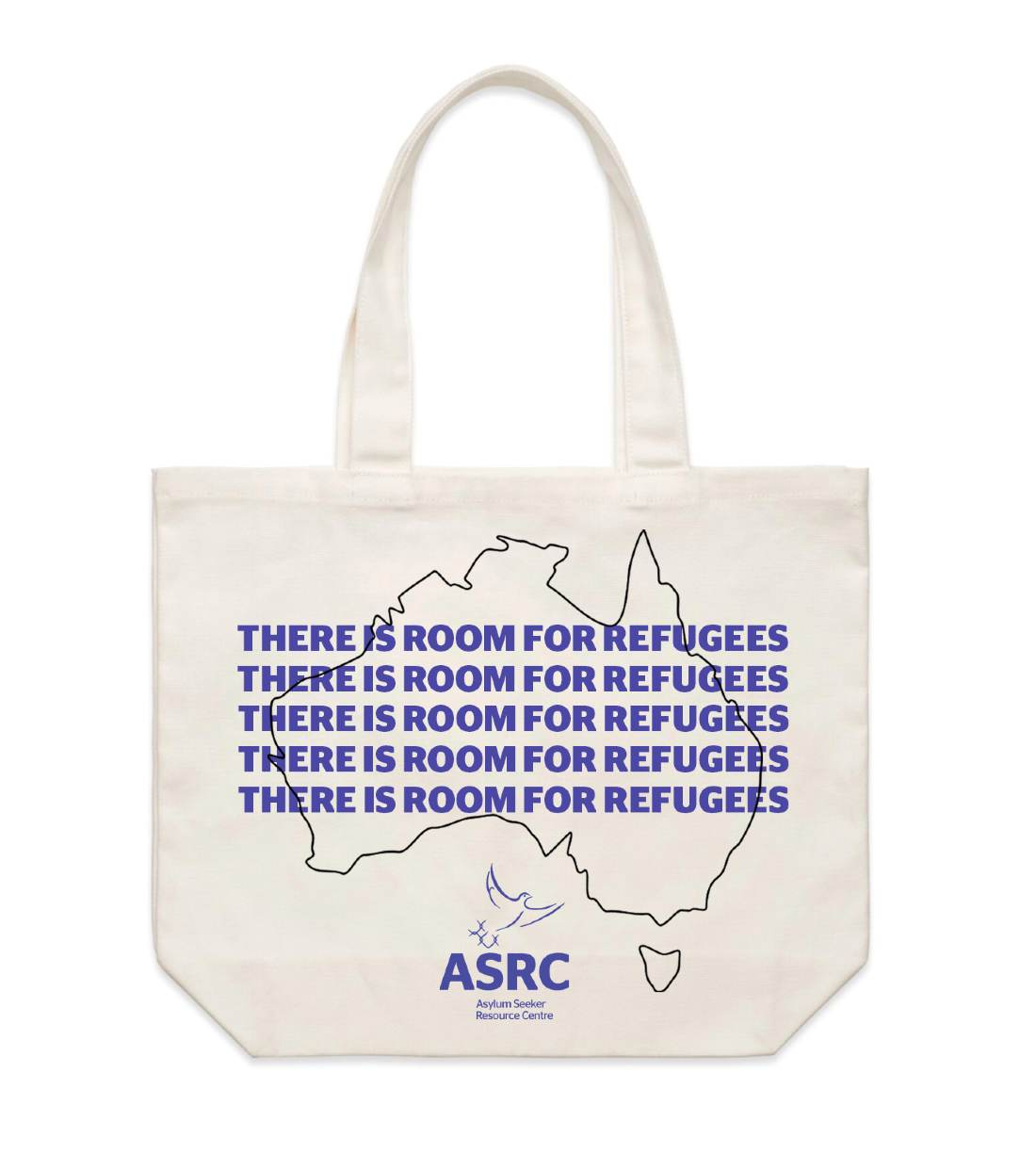 Room For Refugees Tote
