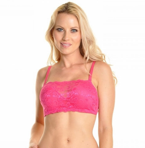Full Coverage Lace Bra #591