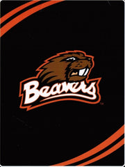 Oregon State Beavers Blanket