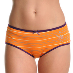Horizontal Striped Panties 1316
