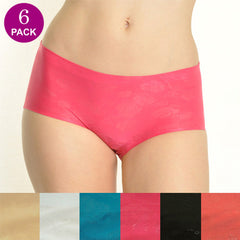 Invisible line hipster panty