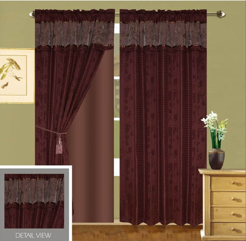 Jennifer Window Curtain