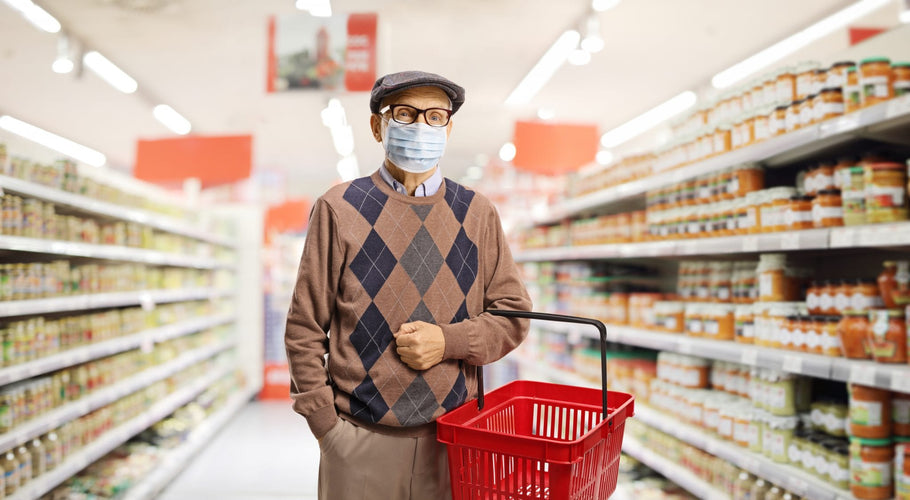 Face covering rules in Ireland's main supermarkets
