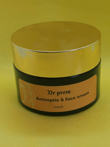 Antiseptic and Face Cream 50ml