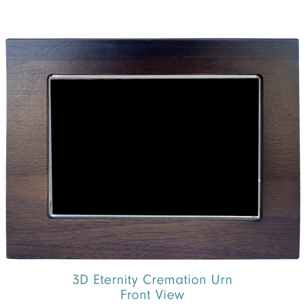 3d Eternity Creamation Urn