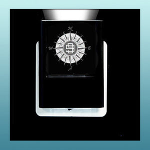 Load image into Gallery viewer, Ninety-Nines Logo Engraved Night Light