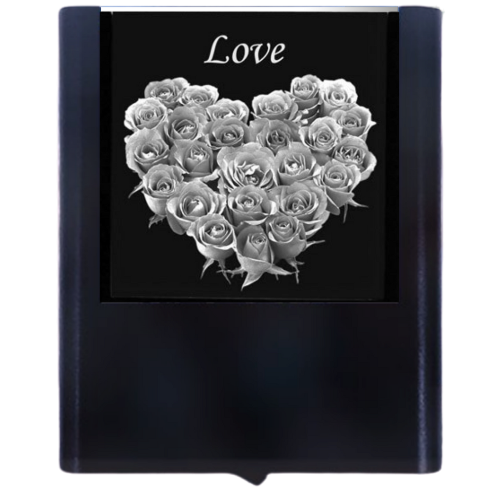 Load image into Gallery viewer, Night Light Rose Love