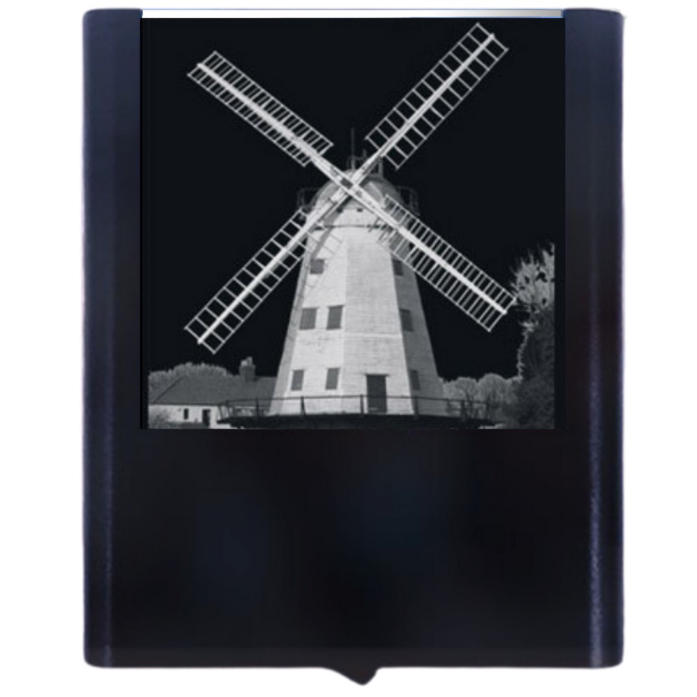 Night Light Windmill