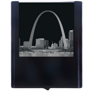 Night Light Gateway Arch