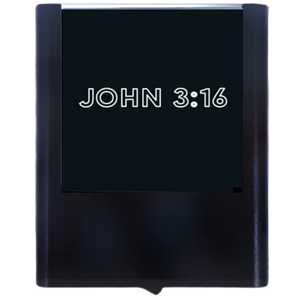 Night Light John 3:16