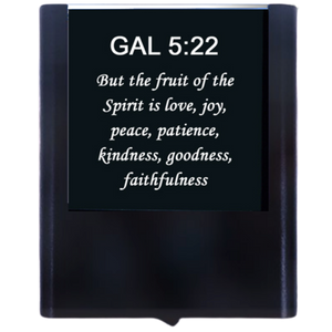 Load image into Gallery viewer, Night Light Galatians 5:22