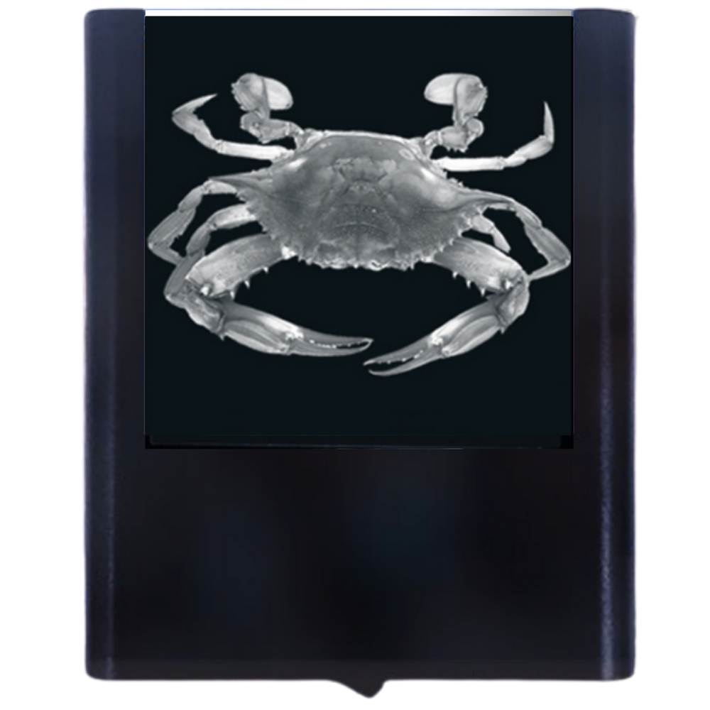 Historic Chaleston Night Light Blue Crab