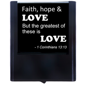 Load image into Gallery viewer, Night Light Faith Hope & Love