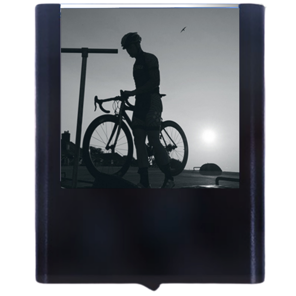 Load image into Gallery viewer, Night Light Cyclist