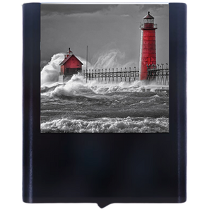 Load image into Gallery viewer, Night Light Grand Haven Lighthouse