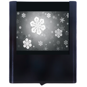 Load image into Gallery viewer, Night Light Snow Flakes