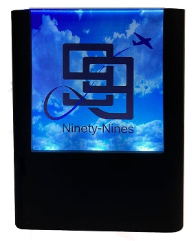 Ninety-Nines Logo Color Night Light