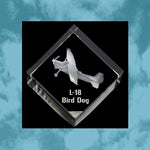 L18 Bird Dog 3D Diamond Cube