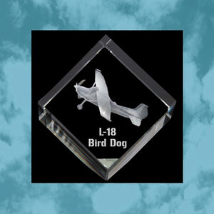 Load image into Gallery viewer, L18 Bird Dog Diamond Cube