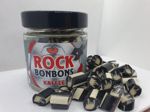 Rock it! DIE Kaffee Rockbonbons