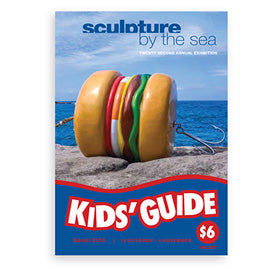 Sculpture by the Sea Kids Guide - Bondi 2018