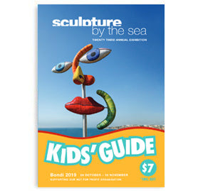 Sculpture by the Sea Kids Guide - Bondi 2019