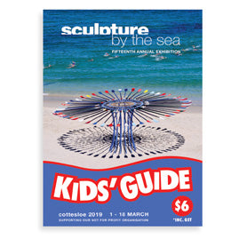 Sculpture by the Sea Kids' Guide - Cottesloe 2019