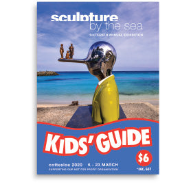 Sculpture by the Sea Kids Guide - Cottesloe 2020