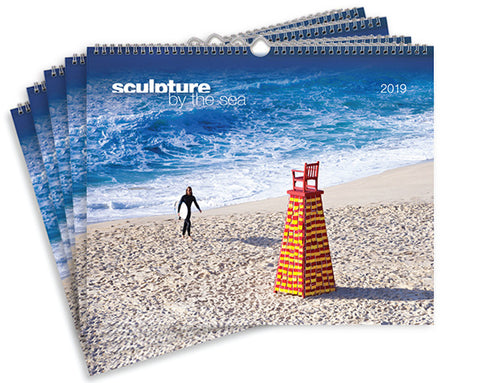 Sculpture by the Sea Calendar 2019 x 5 pack
