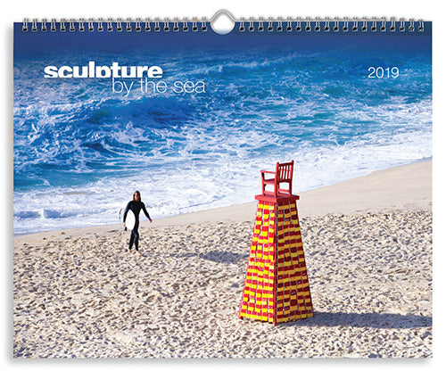 Sculpture by the Sea Calendar 2019