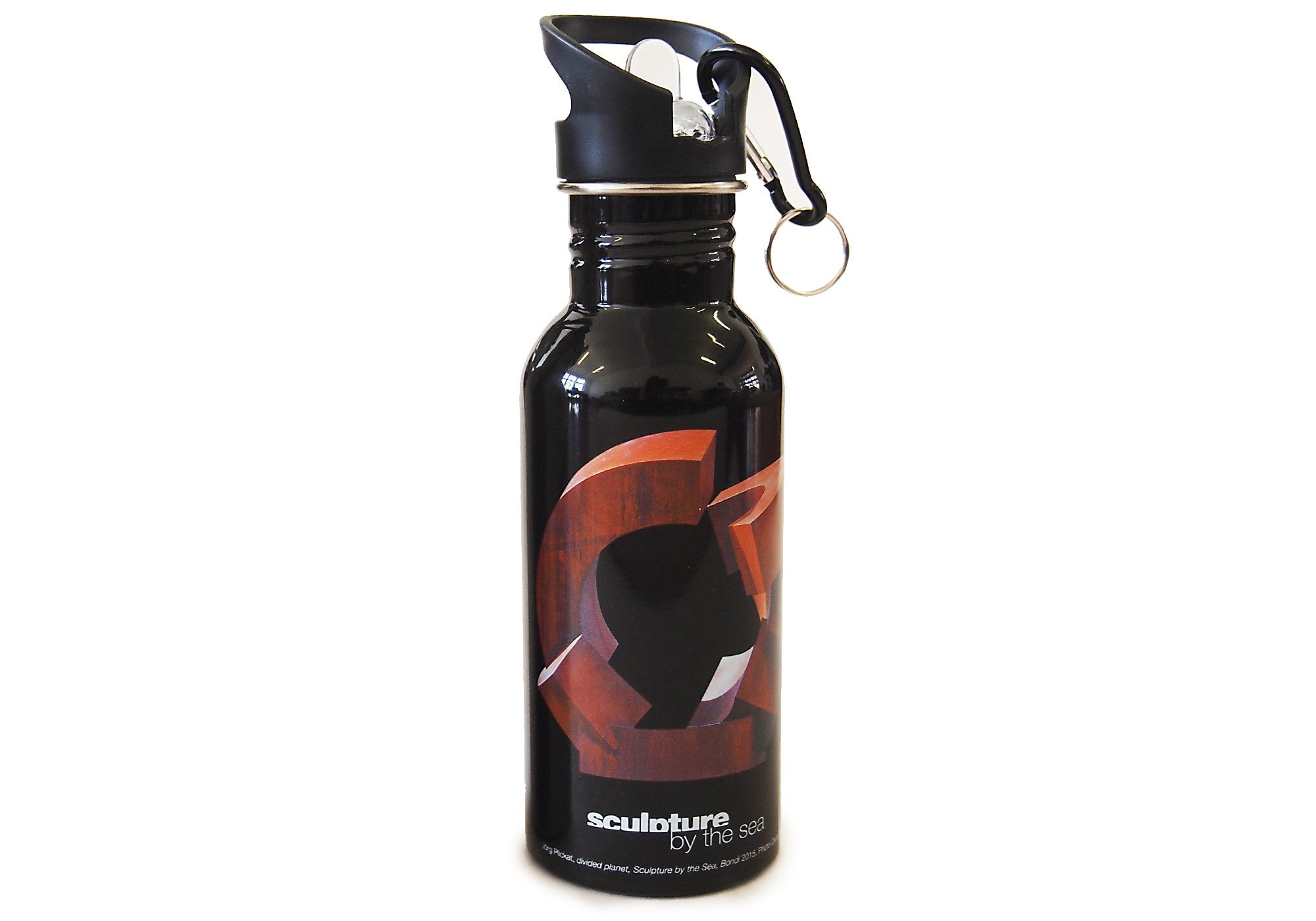 Limited Edition Sydney Water Drink Bottle - Black