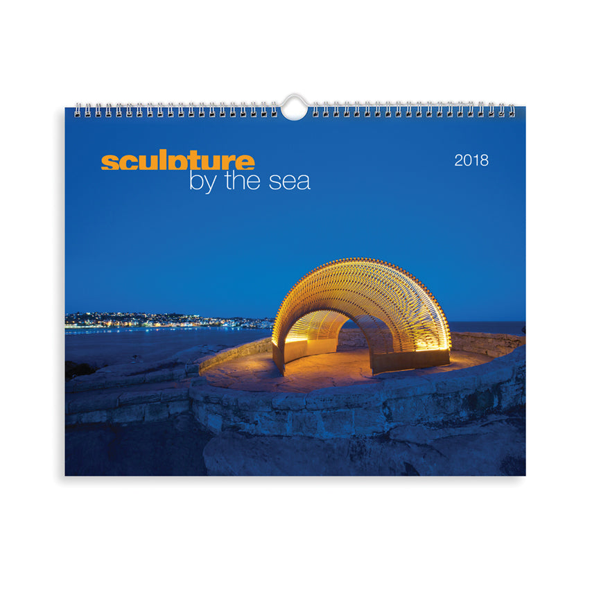 Sculpture by the Sea 2018 Calendar