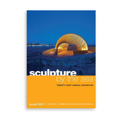 Sculpture by the Sea Catalogue - Bondi 2017
