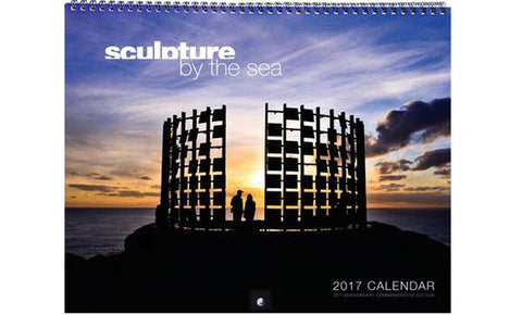 Sculpture by the Sea 2017 Calendar