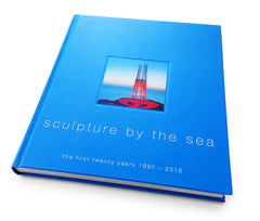 Limited Edition Hardback Sculpture by the Sea 20th Anniversary Book