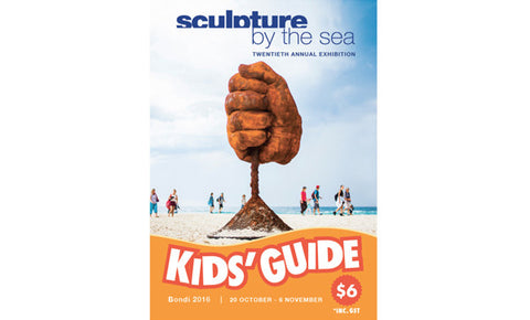 Sculpture by the Sea Kids Guide - Bondi 2016
