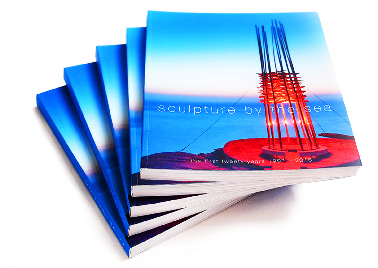 Sculpture by the Sea 20th Anniversary Book - Pack of 5