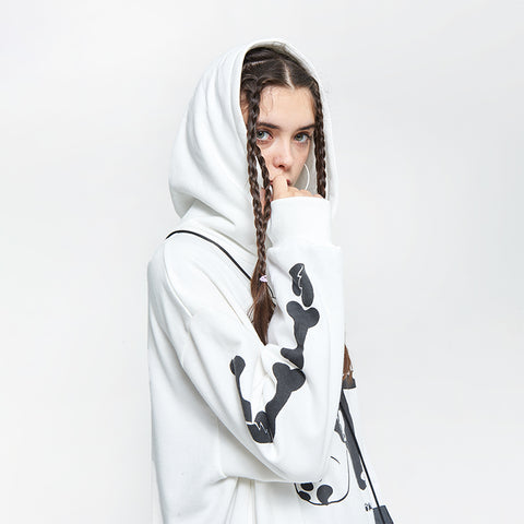 Change of Heart Bear Hoodie - 'I Don't Smoke' Donsmoke Streetwear