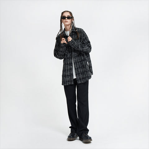 Flared Suit Trousers - 'I Don't Smoke' Donsmoke Streetwear